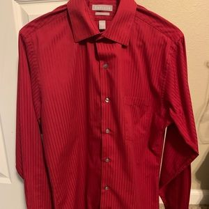 Fitted Dress Shirt, youth large